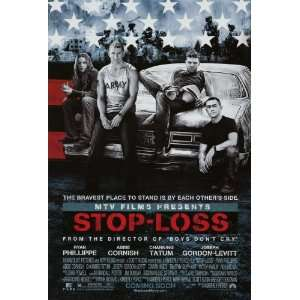 Stop Loss Movie Poster (11 x 17 Inches   28cm x 44cm