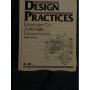 Design Practices Passenger Car Automatic Transmissions