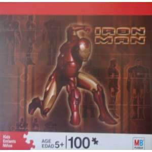 Marvel Iron Man 100 piece puzzle Toys & Games