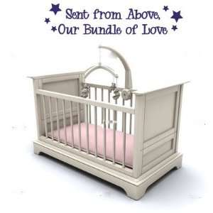 Love Vinyl Wall Decal Sticker Graphic Words By LKS Trading Post Baby