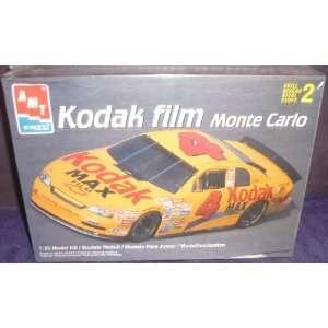 AMT Kodak Film Monte Carlo 1/25 Scale Plastic Model Kit Toys & Games