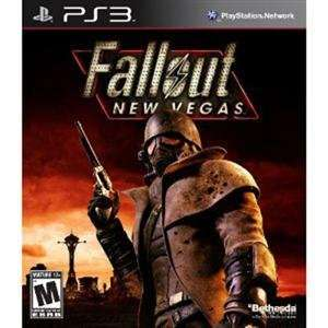 12903 PS3 Fallout New Vegas: Video Games