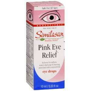 PACK OF 3 EACH SIMILASAN PINK EYE RELIEF 10ML PT