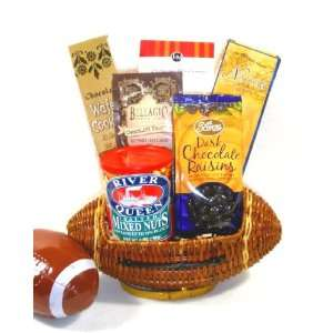 Touchdown Gift Basket   Fathers Day Gift   Birthday Gift
