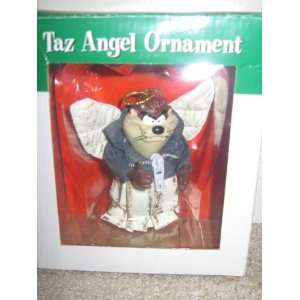 Warner Bros Cartoon Network Taz Angel Ornament: Everything