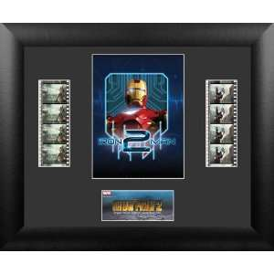 Iron Man/2 (S1) Double Framed Original Film Cell LE Pres
