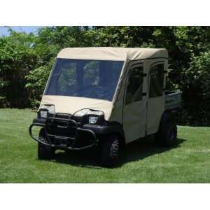 Kawasaki Mule 3010 Trans Full Cab Enclosure: Automotive