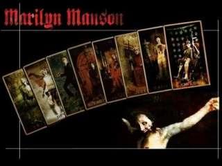 New Marilyn Manson Womens Tee T Shirt S M L XL 2XL