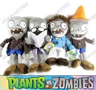Zombies Plants Vs Zombies Stuffed Plush Soft Toy