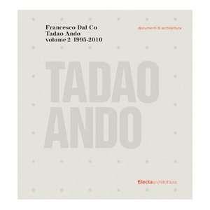 Tadao Ando 2° AA.VV. Books
