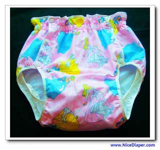 2215 083 JAPAN Adult Baby Diapers Plastic Pants Cover