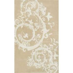 The Rug Market Maison Cosa Bella 44168 Beige and Cream