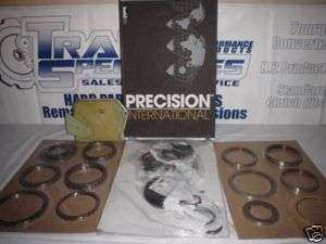 JAGUAR ZF5HP24 TRANSMISSION REBUILD KIT 1998 2003