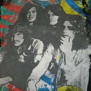 ZEPPELIN 80s T SHIRT XL tour concert tee john bonham jimmy paige rock