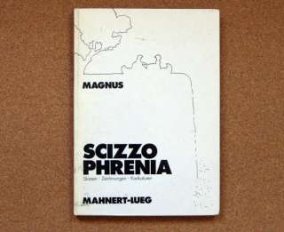 Book by German artist/cartoonist, G. H. Magnus [SIGNED]