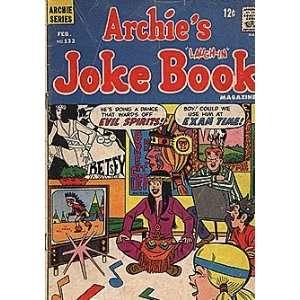 Archies Joke Book (1953 series) #133 Archie Comics Books