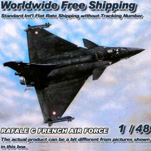 48 ACE RAFALE C FRENCH AIR FORCE AIRCRAFT 1206 NIB