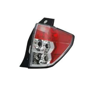 TYC 11 6337 01 Replacement Passenger Side Tail Lamp for
