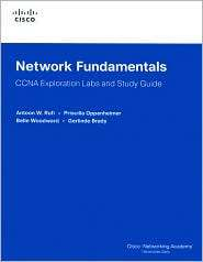 Network Fundamentals CCNA Exploration Labs and Study Guide (Cisco