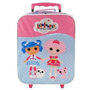 Lalaloopsy Rolling Luggage Case Toys & Games