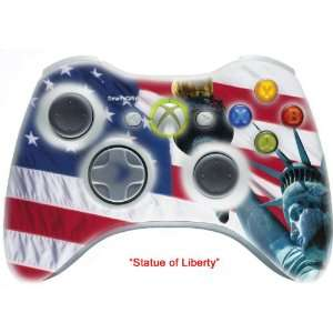 Flag Ind. Mod Xbox   Modded Controller for Xbox 360