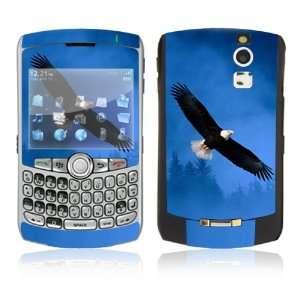 BlackBerry Curve 8350i Decal Skin   American Eagle