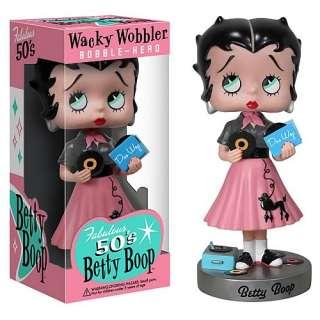 Wacky Wobbler Betty Boop 1950s figure 23540