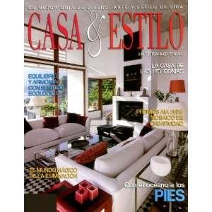 Casa & Estilo Internacional  Magazines
