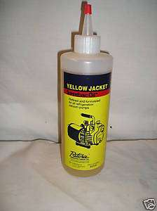 Yellow Jacket 93191 SuperEvac Vacuum Pump Oil
