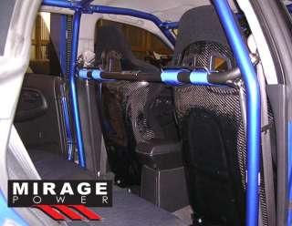 JDM SPORT 6POINT ROLL CAGE ANTI 2002 2006 Subaru Impreza WRX STi