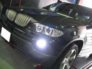BMW Angel Eye Eyes LED Lights Bulbs E39 E60 E53 E63, S0