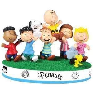 Peanuts Gang   Snoopy, Charlie Brown, Group Photo