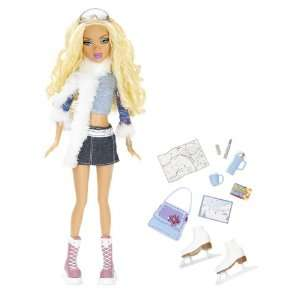 Barbie My Scene Year of Style Barbie Doll Toys & Games