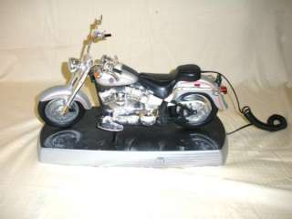 HARLEY DAVIDSON FATBOY MOTORCYCLE PHONE