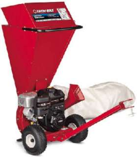 24A 414B766 Troy Bilt Stationary Gas Chipper/Shredder