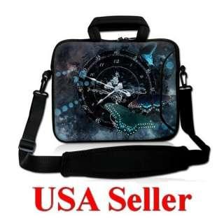 13.3 Neoprene Laptop Bag Case Sleeve w. Pocket Handle & Carrying