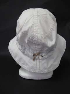 FRED BARE HEAD WARE White Bucket Hat