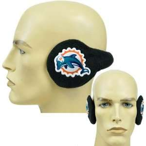 NFL Miami Dolphins Reebok Winter Fleece Wrap Ear Warmers