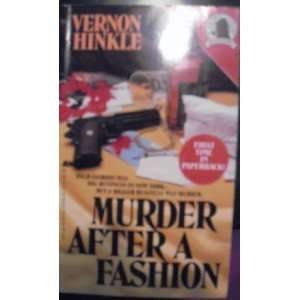 Murder After a Fashion (Crime Court Mystery