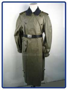 WW2 German Luftwaffe Rubberized Motorcycle Coat XL