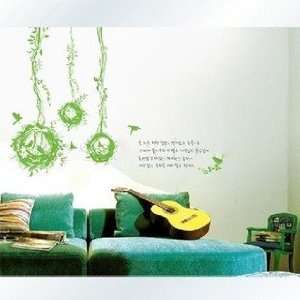 Home Decor Mural Art Wall Paper Stickers   Modern House Baby