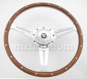 Porsche 356 911 912 Moto Lita Wood Steering Wheel New