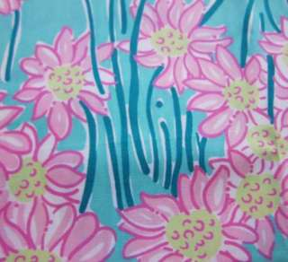 Lilly Pulitzer Fabric BLUE GRASS 2 Yds