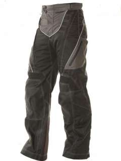 Xelement Advanced Level 3 Black Motorcycle Pants