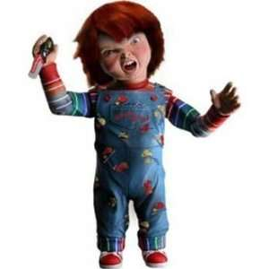 Internetgiftstore Childs Play 3: 12 Talking Chucky Doll: Toys & Games