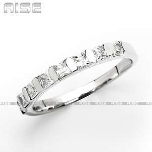 NEW GIFT WOMENS 0.2 Ct CZ ENGAGEMENT RING WEDDING 3A55B
