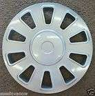 New Universal Hub cap 17 Cop car wheel cover 77036 Silver Police
