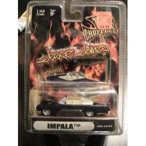 West Coast Choppers Jessee James Black Convertible Impala