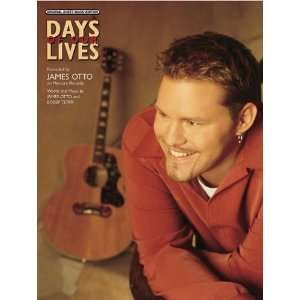 Days of Our Lives (Piano/Vocal/Chords, Original Sheet