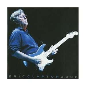 Gear One Eric Clapton Collectible Tour Book (Standard